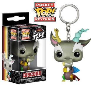 Llavero Funko Pocket Pop! Discord - My Little Pony
