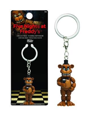 Llavero Funko Freddy - Five Nights At Freddy's