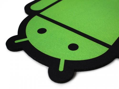 Mouse Pad Google Android Cloth Surface